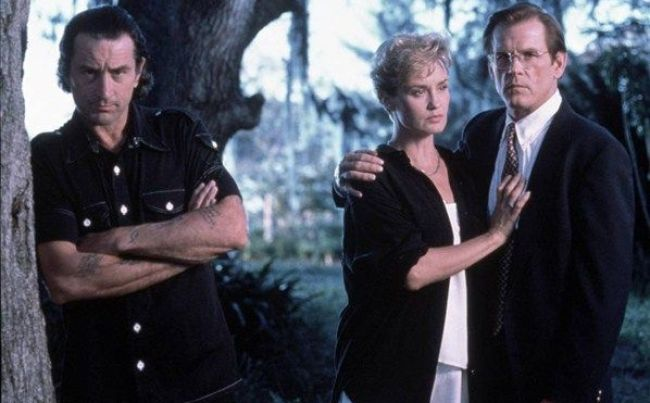 """Robert De Niro, Jessica Lange y Nick Nolte en """"El Cabo del Miedo"""" (1991)"""