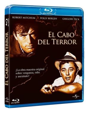 """""""EL CABO DEL TERROR"""" (1962) en Blu-Ray"""