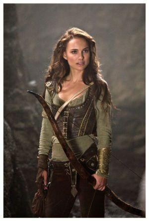 """Natalie Portman en """"Caballeros, Princesas y otras bestias"""" (2011)"""