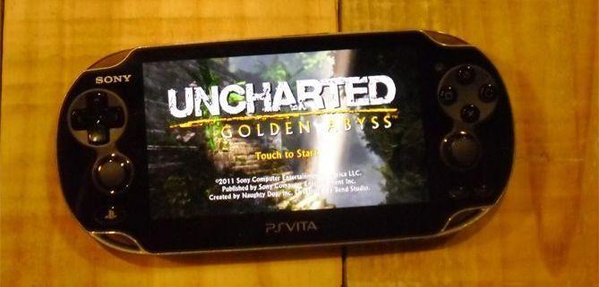 """Los primeros compradores se llevaron de regalo el videojuego """"Uncharted: El Abismo de Oro™"""""""