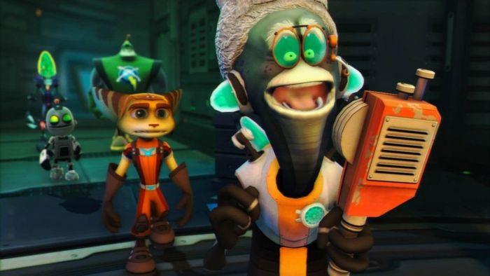 """""""Ratchet & Clank: Todos para Uno"""""""