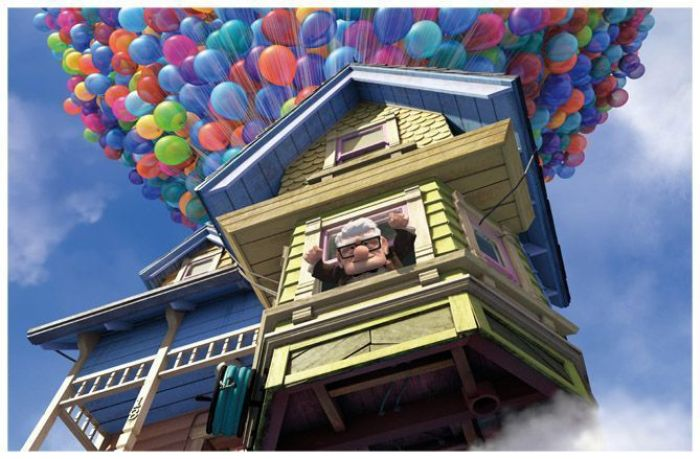 UP de ©Disney Pixar