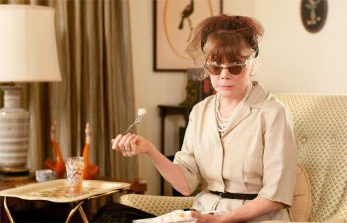 """Sissy Spacek en """"Criadas y Señoras"""" (2011)"""