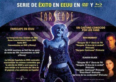 Farscape Teporada 1 - AudioVideoHD.com