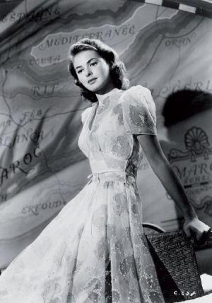 Ingrid Bergman en