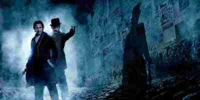 """""""Sherlock Holmes: Juego de Sombras"""" (2011)"""