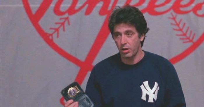 """Al Pacino en """"MELODÍA DE SEDUCCIÓN"""" (1989)"""