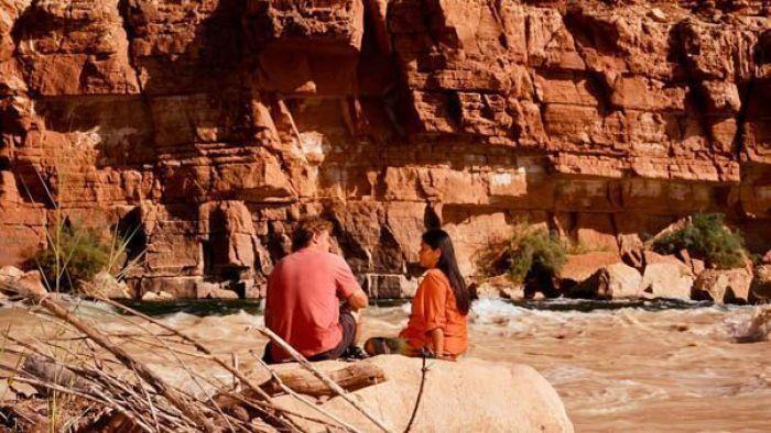 """""""Aventura en el Gran Cañón"""" (2008)"""