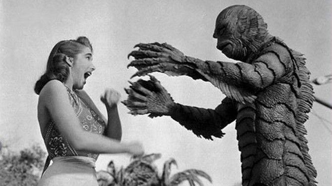 La Mujer y el Monstruo (1954)