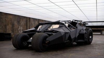 Batmóvil 2012