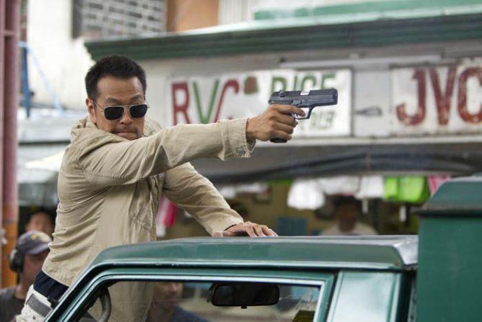 El Legado de Bourne (2012)