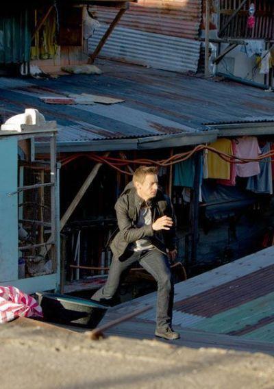 El Legado Bourne (2012)