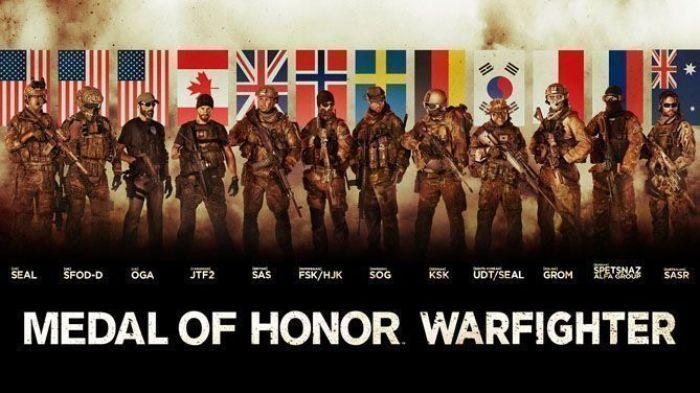 MEDAL OF HONOR, WARFIGHTER (2012) analizado en www.AudioVideoHD.com
