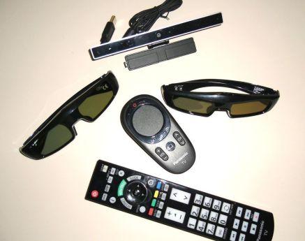 Accesorios del Televisor PANASONIC SMART-VIERA TX-L47WT50E