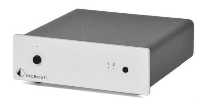 Pro-Ject DAC Box S FL