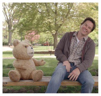 Mark Wahlberg en TED (2012)