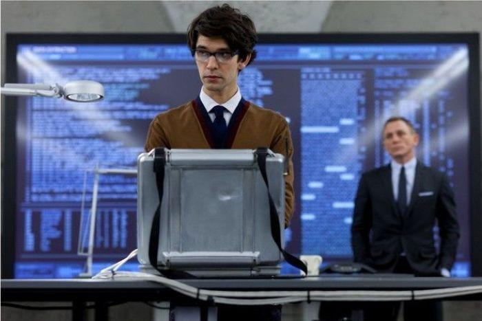 """Ben Whishaw es el nuevo """"Q"""" en SKYFALL (2012)"""