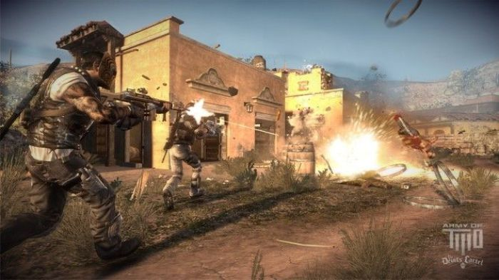 ARMY OF TWO 3: The Devil's Cartel (2013)