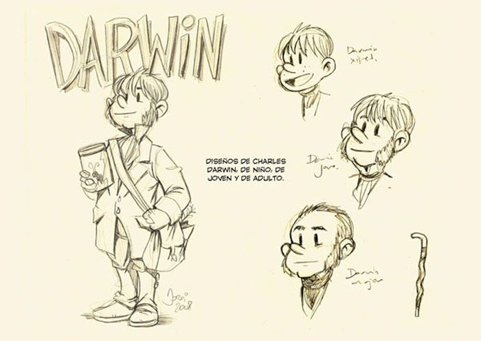 Darwin: La evolución de la teoría