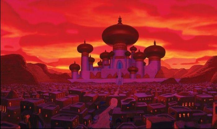 Aladdín (Disney 1992)