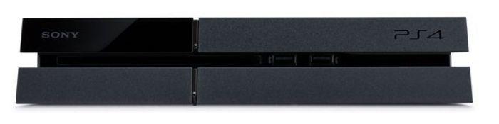 Frontal de la PlayStation® 4