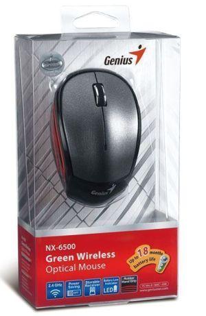 Blister a la venta con el ratón inalámbrico GENIUS NX-6500