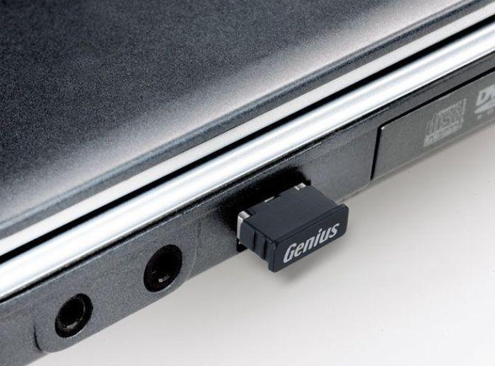 Microrreceptor USB del ratón GENIUS NX-6500