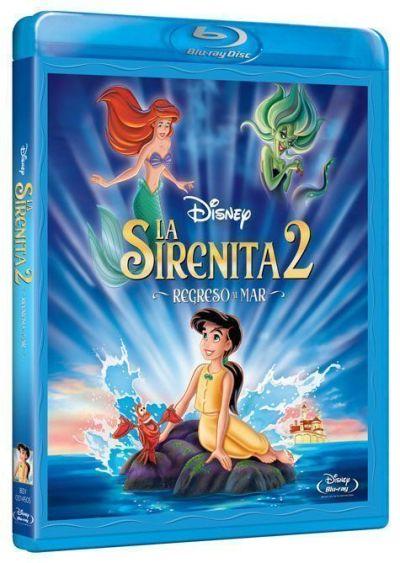 La Sirenita 2: Regreso al Mar (2000)