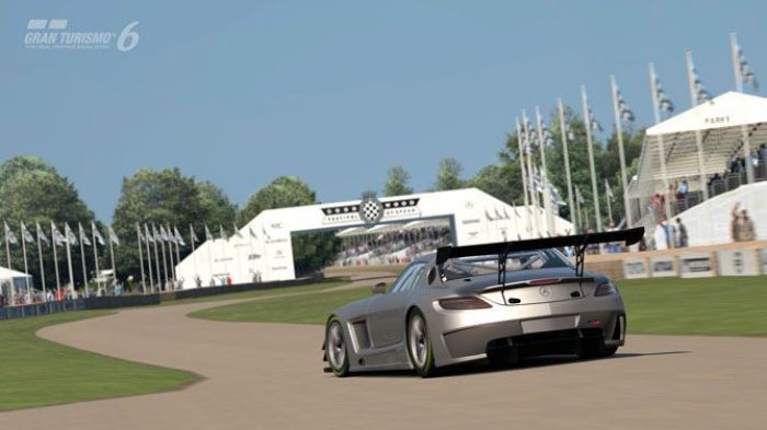 Gran Turismo 6 para PS3