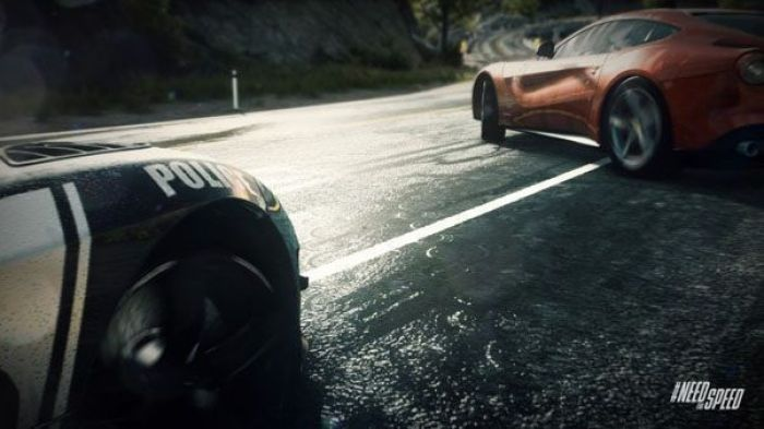 NEED FOR SPEED: RIVALS (noviembre de 2013)