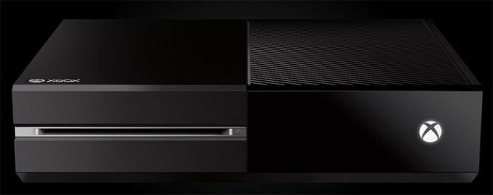 XBOX ONE. Frontal