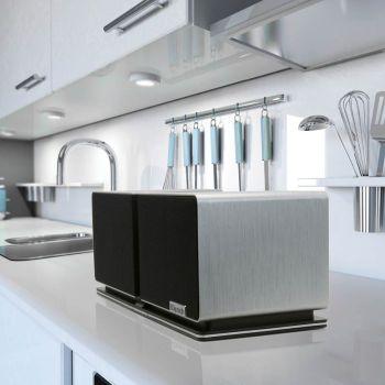 Klipsch Stadium en la cocina