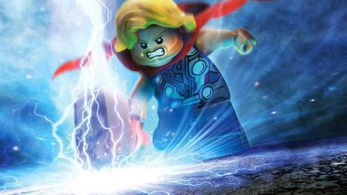 Lego Marvel Super Héroes (2014)