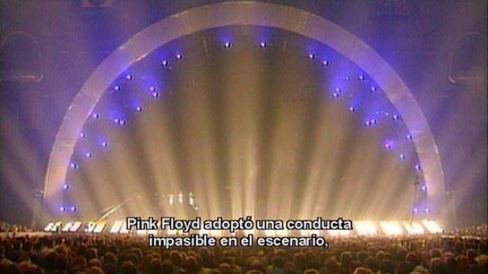 Concierto de Pink Floyd