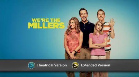 Somos los Miller (MENÚ DEL DISCO)