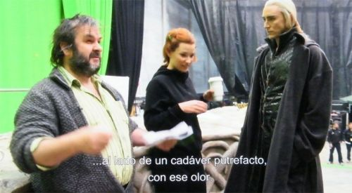 El Hobbit: la desolación de Smaug. Extras