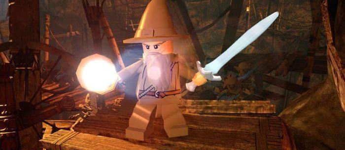 LEGO: EL HOBBIT (2014)
