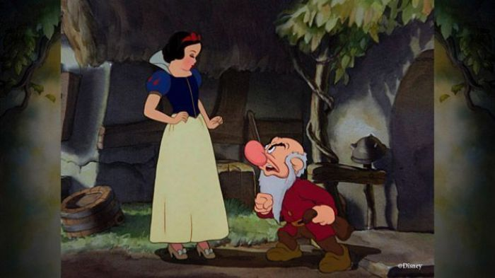 """""""Blancanieves y los siete enanitos"""" (1937)"""