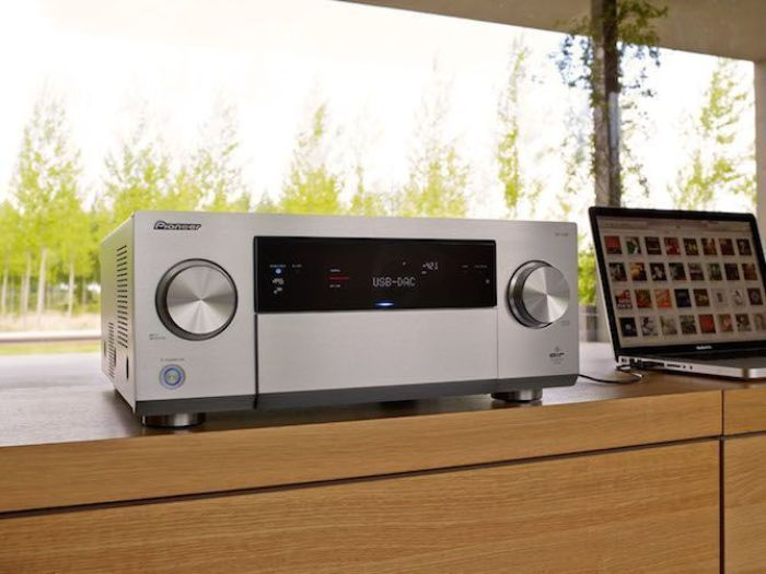 PIONEER SC-LX88 con DOLBY ATMOS