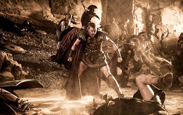 Hércules: El origen de la leyenda (2014)