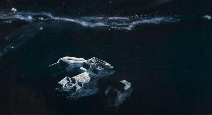 "Nave ""Nostromo"" en ""Alien"" (1979)"