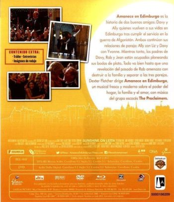 Amanece en Edimburgo (2013)