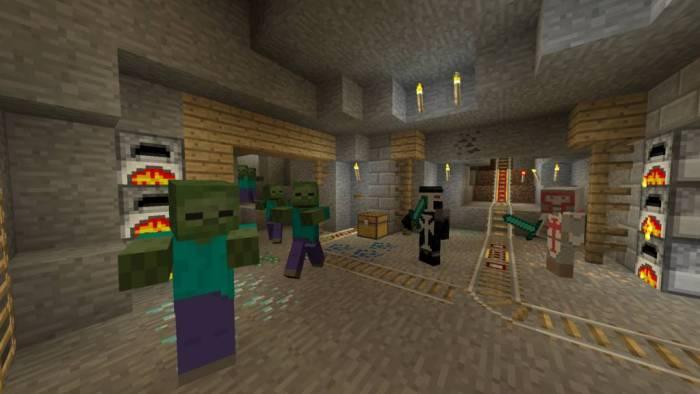 Minecraft (2014) para la PS4