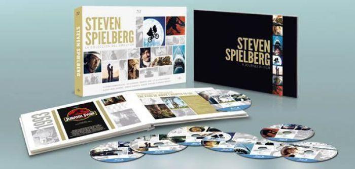 STEVEN SPIELBERG LA COLECCIÓN DEL DIRECTOR