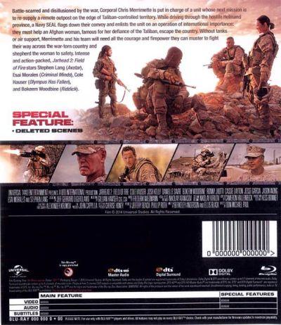 Jarhead 2: Tormenta de fuego (2014)