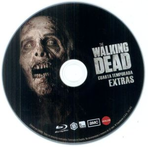 THE WALKING DEAD (disco de extras de la temporada 4)