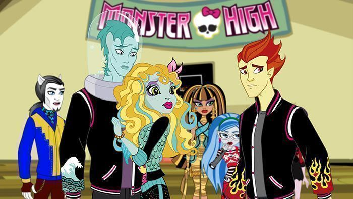 Monster High: Doble sesión monstruosa