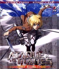 """Volumen 2 de """"ATAQUE A LOS TITANES"""" (2013) – AudioVideoHD.com"""