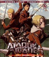 """Volumen 3 de """"ATAQUE A LOS TITANES"""" (2013) – AudioVideoHD.com"""