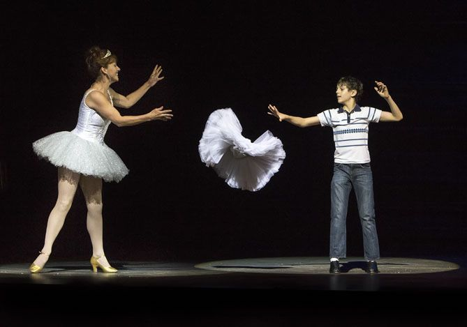 Billy Elliot Live (2014)